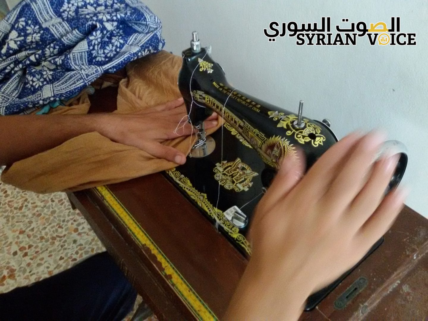 Homs: small crafts keep residents alive under siege
