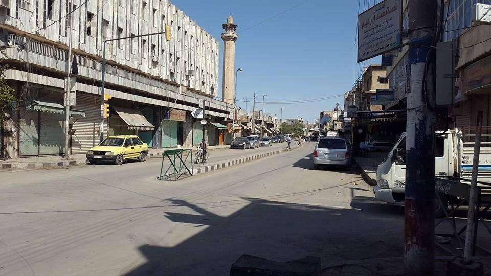 Manbij's public parks turn into graveyards during five-week siege