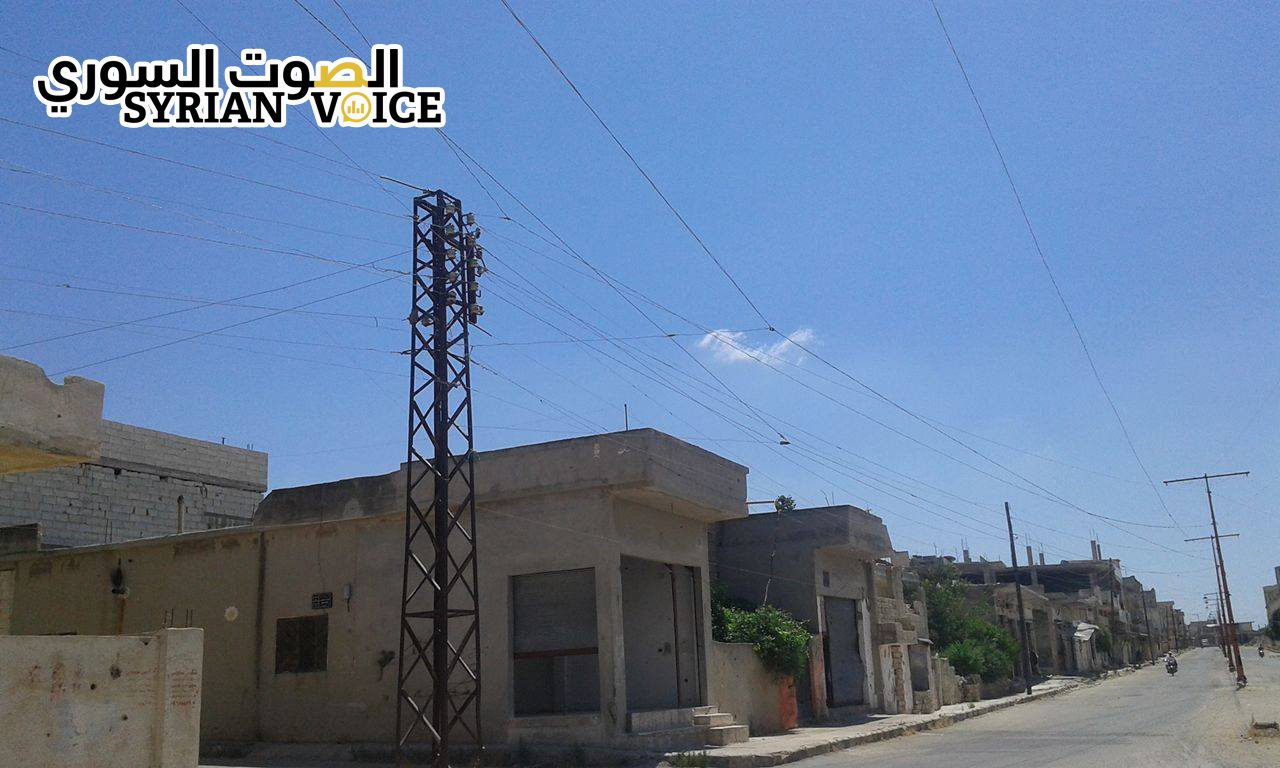 Homs residents find alternative sources of power