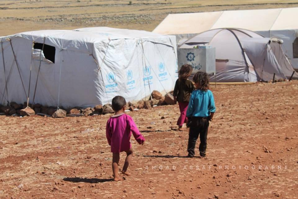 مخيمات القنيطرة2