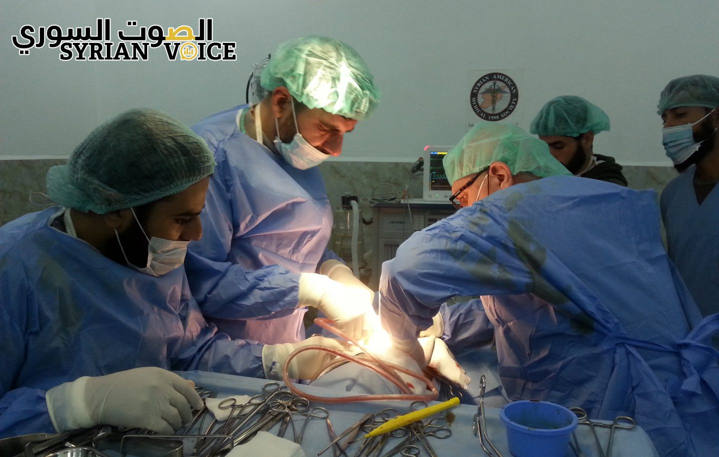Over-worked and under-staffed: Doctor shortage in Hama leaves local patients with few options